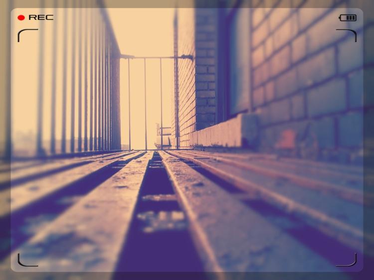 My fire escape :)